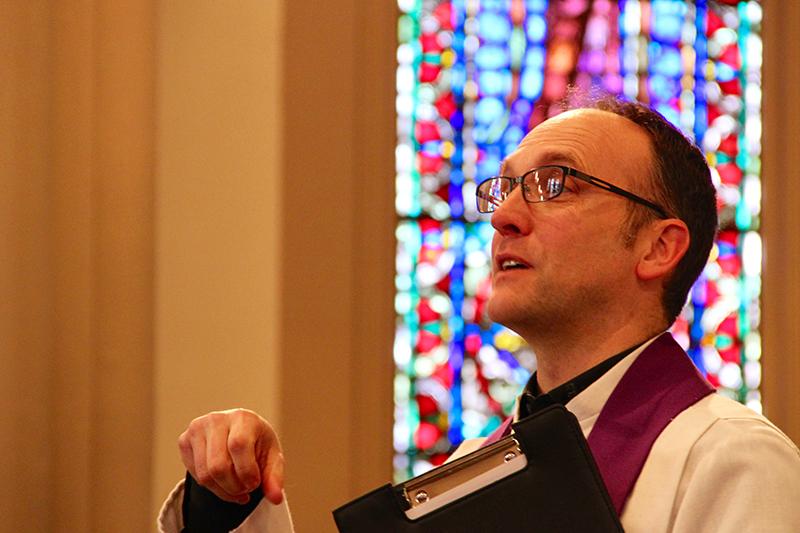Rev. William Burhans