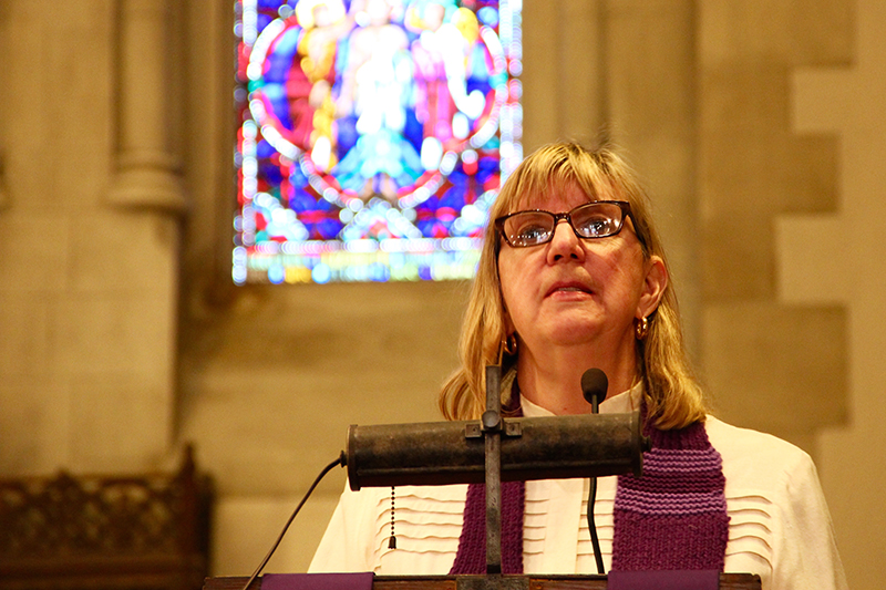 Rev. Judith Arnold