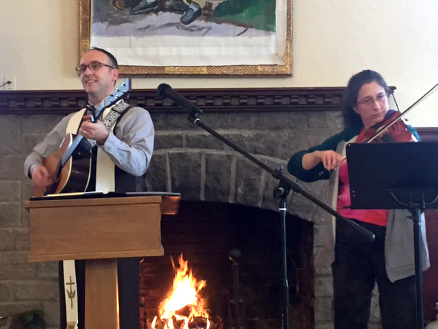 January Worship in Chidley Hall